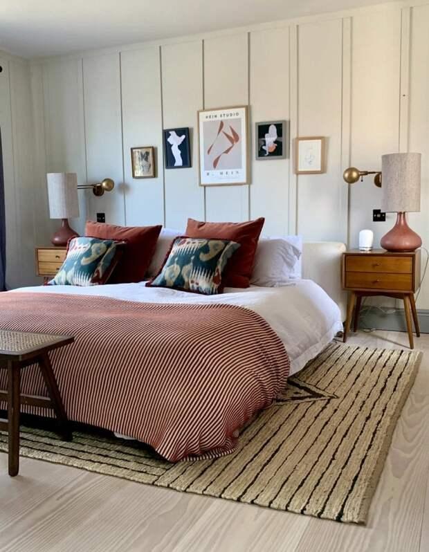 Потрясающая трансформация: британка преобразила старый дом вроскошный особняк