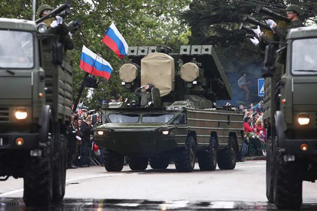 Севастополь при параде