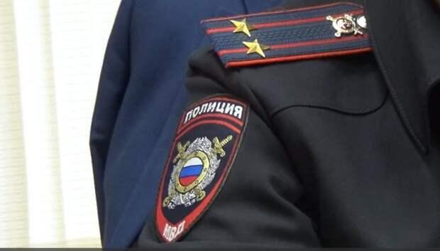 Замначальника полиции Подольска по оперативной работе примет жителей 14 декабря