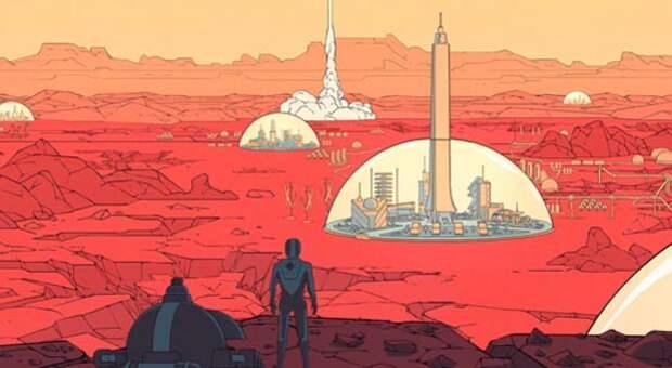 Жизнь на Марсе: исследования и доказательства
