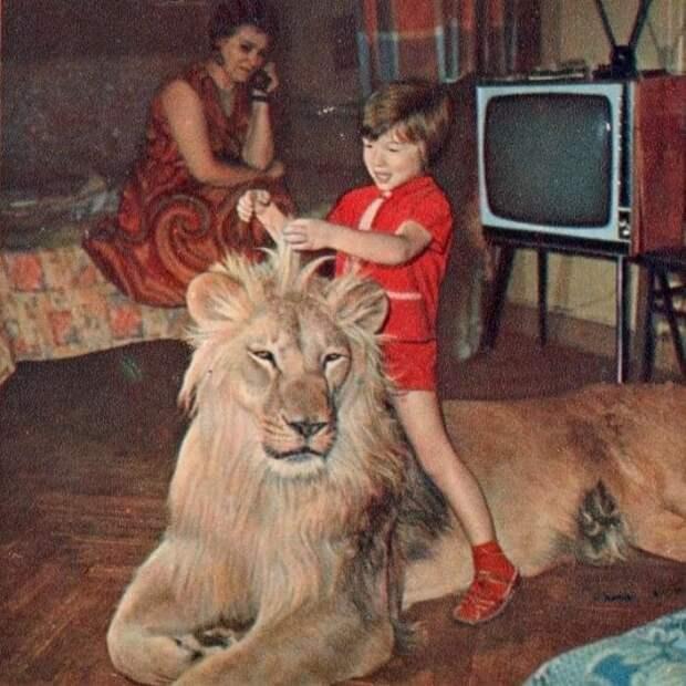Семья Берберовых | Фото: rep.ru