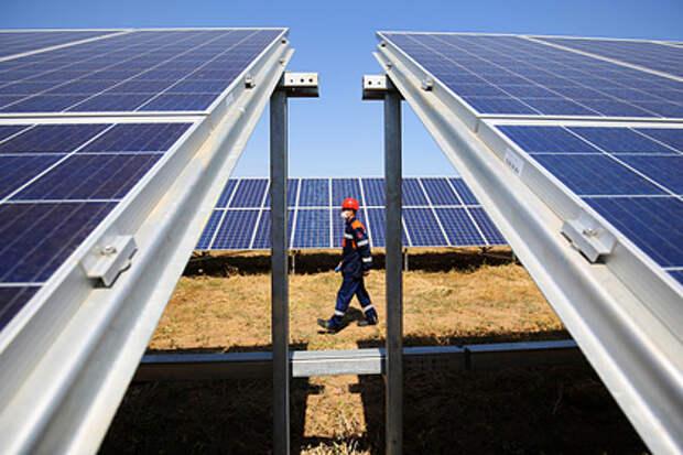 Российские власти признали важность «зеленой» экономики