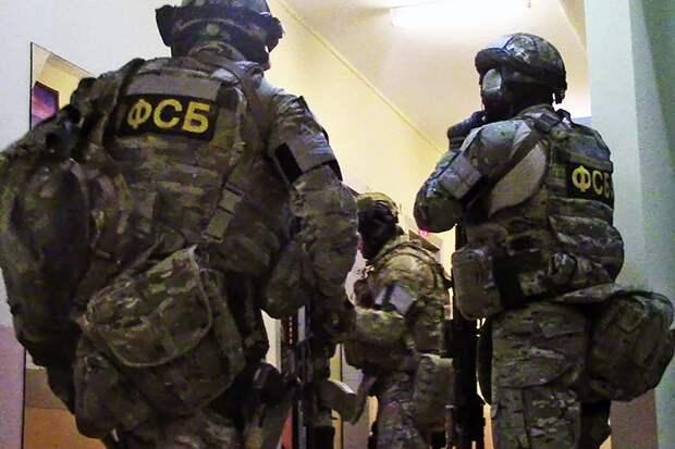 ФСБ задержала шестерых сборщиков денег для террористов ИГ