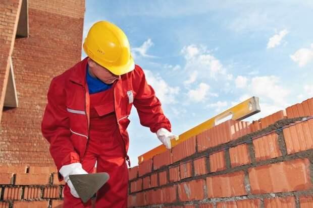Объем строительных работ в Казахстане вырос на 11,4%