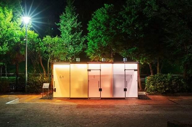 Японцы не любят общественные туалеты. Вот как знаменитые архитекторы это меняют