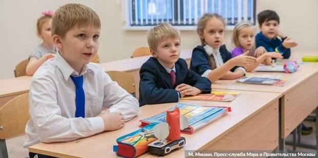 Ракова: Качественный и безопасный учебный процесс — наш приоритет. Фото: М.Мишин, mos.ru