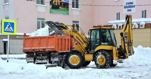 Сегодня, 14 января, в связи с работой спецтехники в Магадане проезд транспорта ограничат на Колымском шоссе