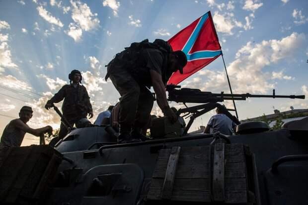 Зачем американцы подстрекали ополченцев к походу на Харьков?