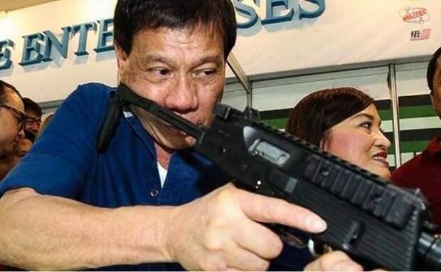 Российское оружие заговорит на Филиппинах?