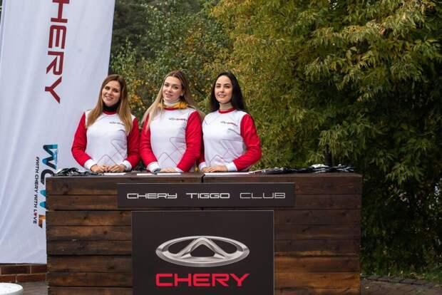 Владельцев Chery Tiggo 8 Pro позвали в клуб