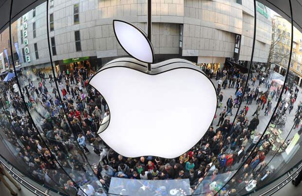 Компания Apple требует блокировки трех Telegram-каналов в Белоруссии