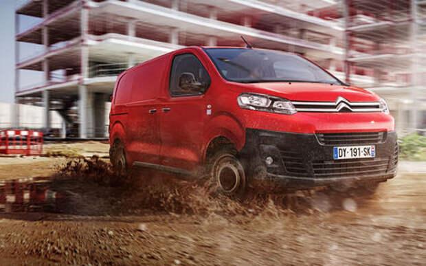 Названы цены полноприводных минивэнов Peugeot и Citroen