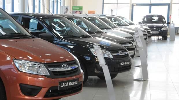 АвтоВАЗ до 2025 года разработает четыре новых модели Lada