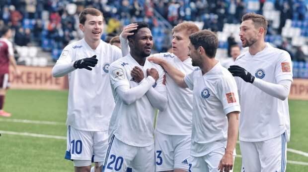 ФК «Оренбург» на своём поле разгромил московский «Велес»