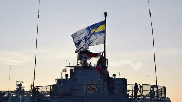 Украина запросила у ФРГ подержанные корветы для «защиты Черноморского побережья»