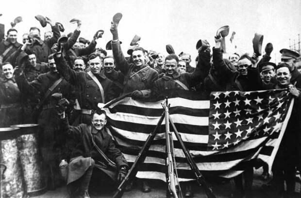 Иностранная военная интервенция 1918-1922: как большевики спасли Россию