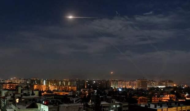 СМИ: Израиль обстрелял территорию Сирии
