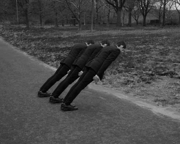 Оригинальное вповседневности: странные детали оживляют обыденность нафото Бена Занка