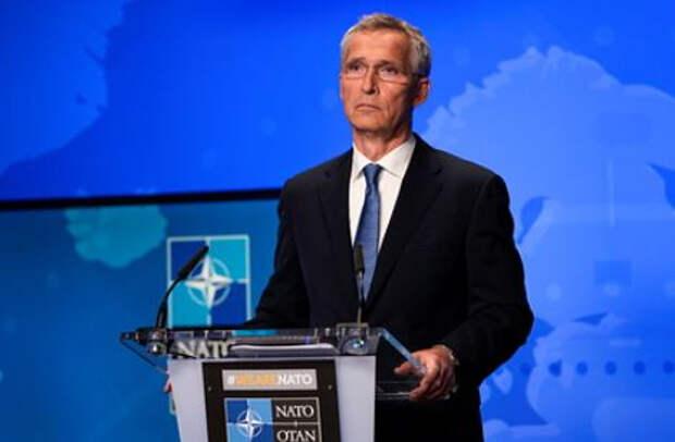 Генсек НАТО предрек разобщение Европы при одном условии