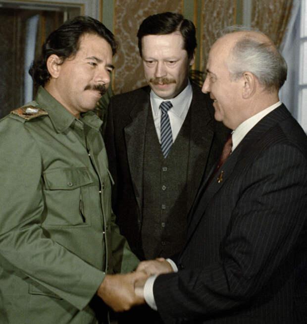 Канал в Никарагуа. Удар России по США