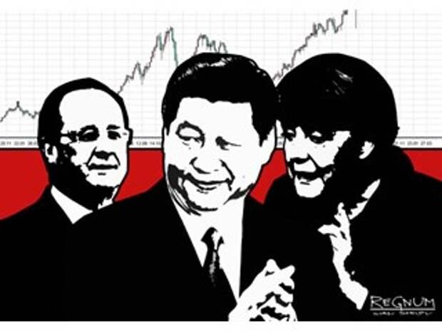 Берлин и Париж сходятся в споре за благосклонность Пекина?