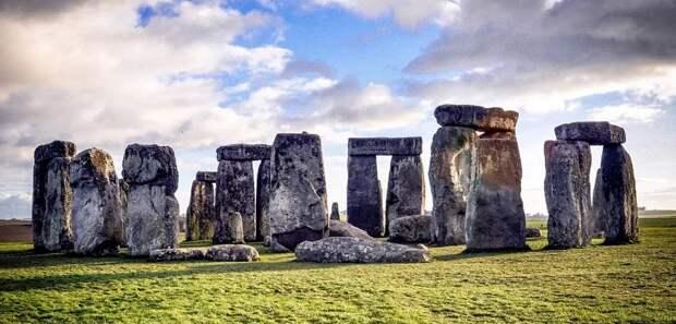 Рядом со Стоунхенджем найден памятник эпохи неолита