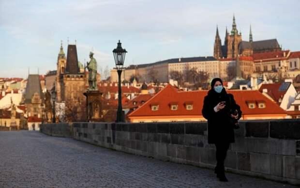 В Чехии с 10 мая отменят обязательное ношение масок и респираторов на улице