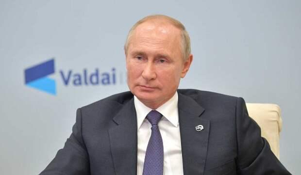 Путин рассказал о снятии ограничений по коронавирусу