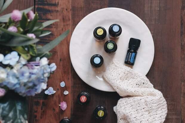 6 проблем, которые наверняка помогут решить именно эфирные масла