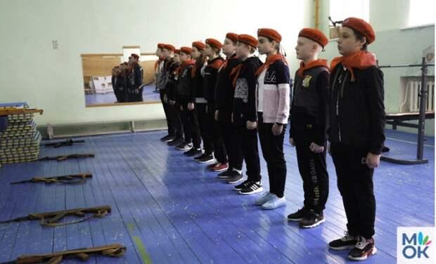 В профессиональном комплексе им. Талалихина откроются кадетские классы