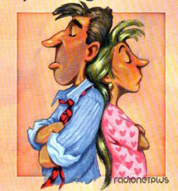За проблемы в семье несут ответственность обе половины: и жена и теща!