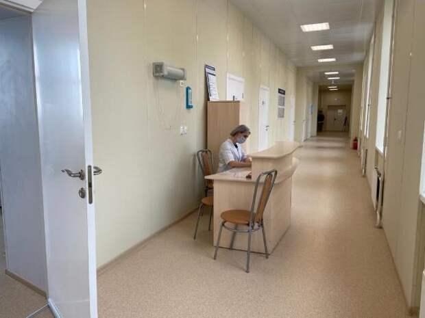 В ижевской ГКБ № 6 завершается капитальный ремонт