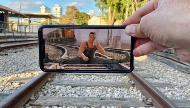 Необычное в обычном: 30 забавных фотоколлажей, сделанных с помощью смартфона