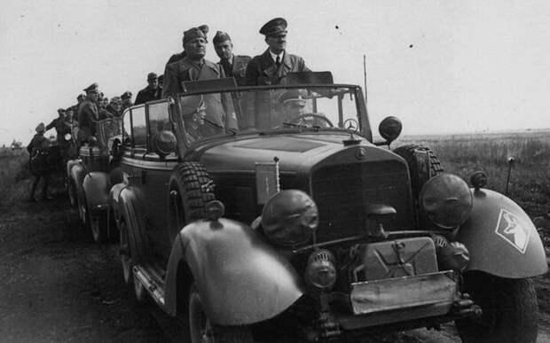 Дворец Гитлера на Украине: тайные поездки