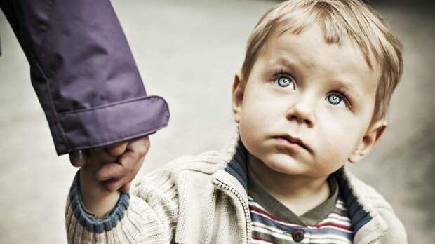 Вчера я украла ребёнка...