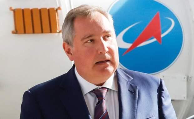На фото: и.о вице-премьера РФ Дмитрий Рогозин