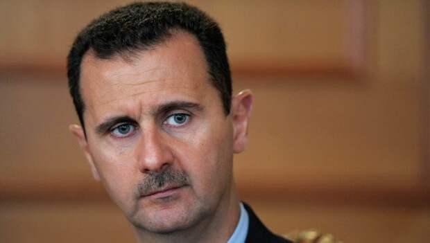 Асад: борьба с терроризмом начинается с давления на поддерживающих его