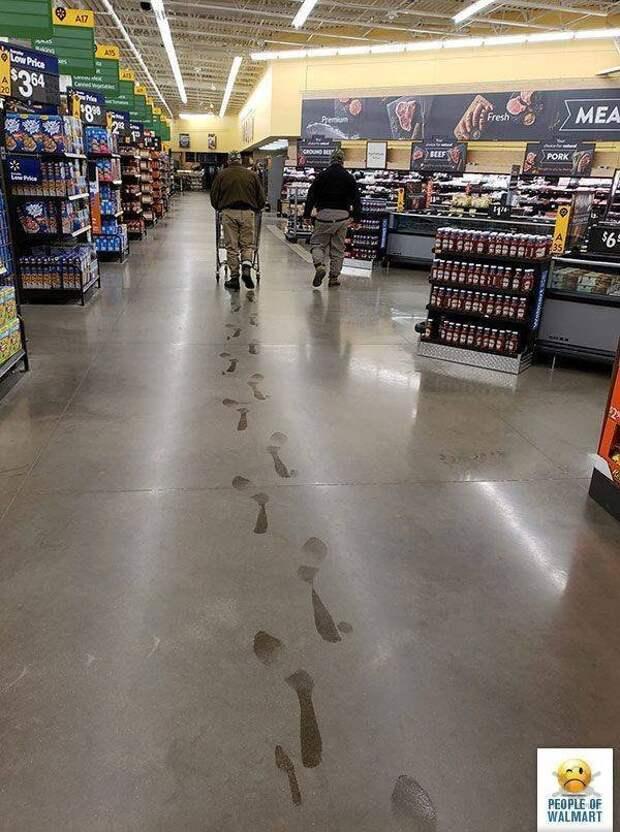 Чудилки из Walmart