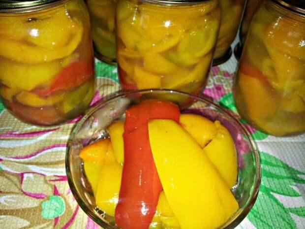 Жареный болгарский перец с чесноком и помидорами: супер легких и быстрых. 9