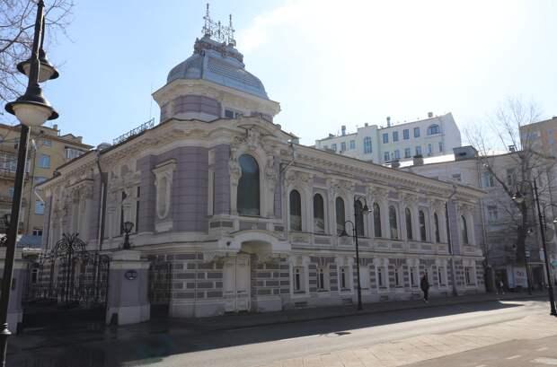 Получилась мини-экскурсия по Замоскворечью