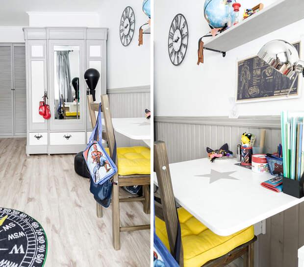 Скандинавская трешка 70 м² для дружной семьи в Тульской области