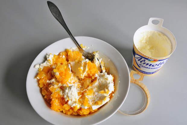 Элегантная сырная закуска: фото шаг 6