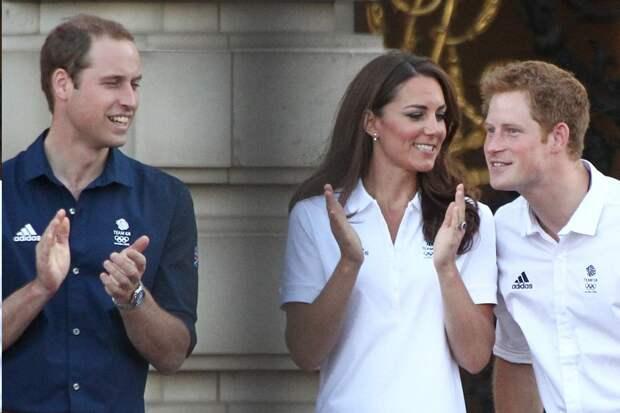 Принц Гарри чуть не ляпнул глупость про Кейт на свадьбе Уильяма.