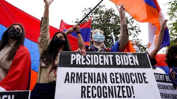 Вопрос геноцида армян из гуманитарной проблемы превратился в геополитическую дубинку