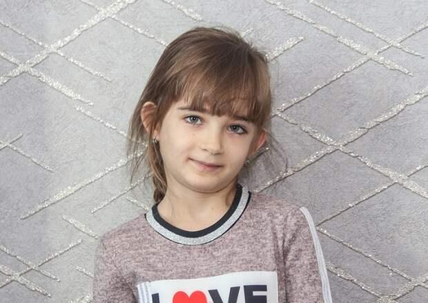 Шестилетней Вике Курбатовой из Краснодара нужна помощь