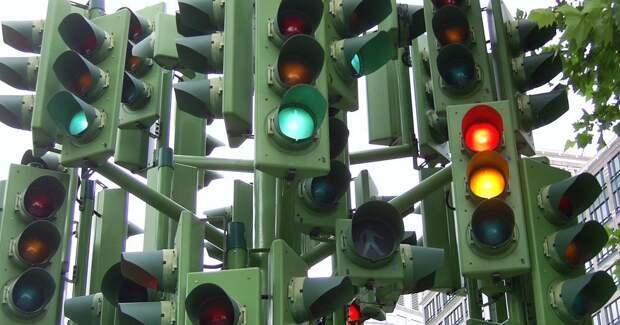 Ученые испытали систему, которая избавит дороги от светофоров