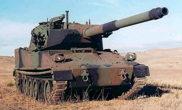 Новый танк США: военные показали преемника Абрамса