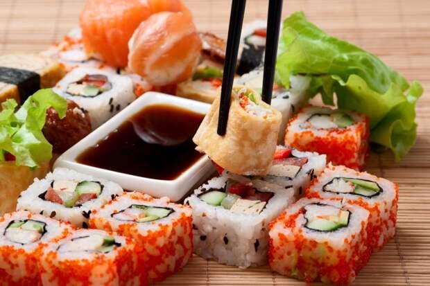 Вся правда о суши еда, познавательно, суши