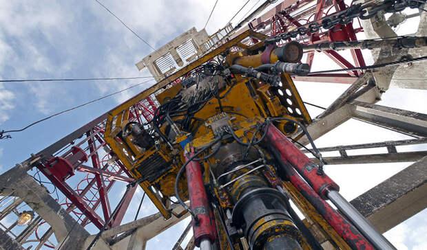Всего 279 нефтегазовых буровых установок работают вСША
