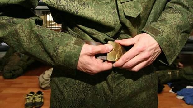 Названы причины освобождения от службы в армии